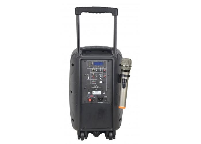 AURA A210MP3-Battery