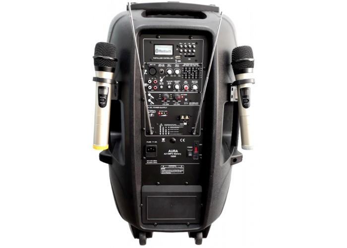 AURA A215MP3-Battery