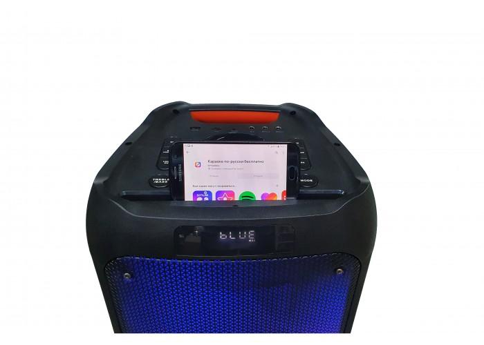 Караоке Колонка ELTRONIC EL10-28 DANCE BOX 500 с радиомикрофоном
