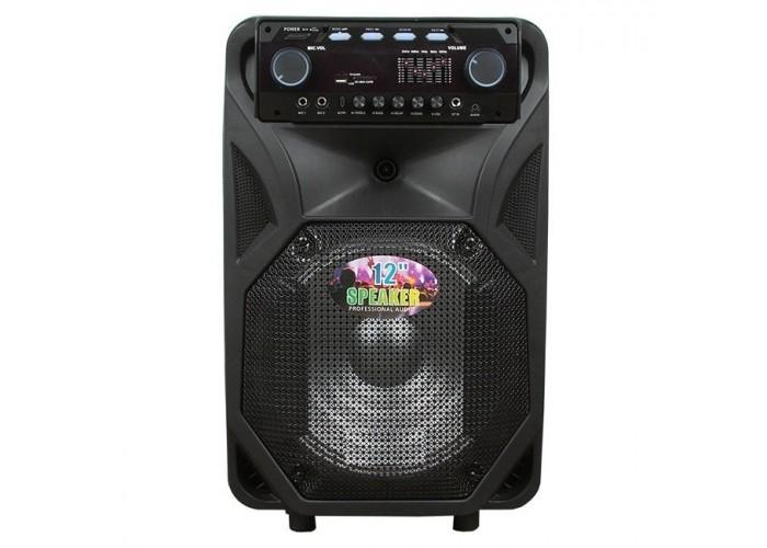 Караоке Комбик с Bluetooth и Двумя радио микрофонами 300 Вт