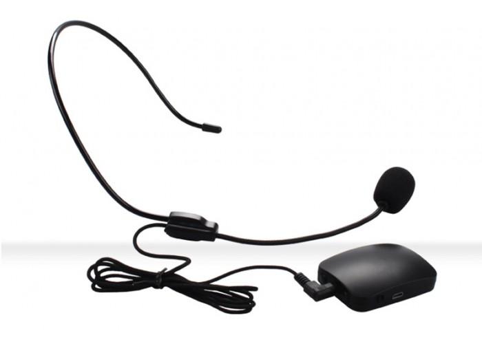 FM-микрофон-гарнитура, петлица на АКБ.