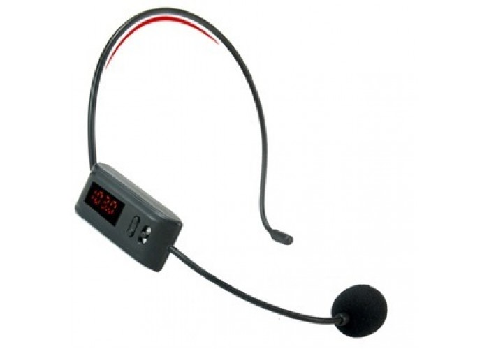 Newonline FM-микрофон-гарнитура.