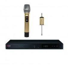Караоке комплект LG DP547H плюс радиомикрофон