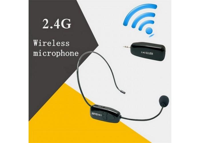 2.4G-микрофон для фитнеса