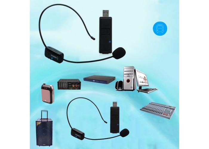 Радиомикрофон UHF-U12 30-40 м.