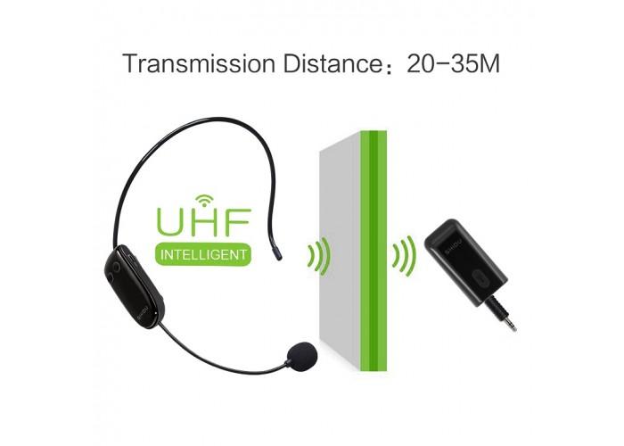 Радиомикрофон для фитнеса ORATOR U-8 до 50 метров.