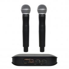 Два радиомикрофона LOMEHO V06