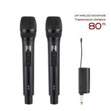 Радиомикрофоны LOMEHO JS-12