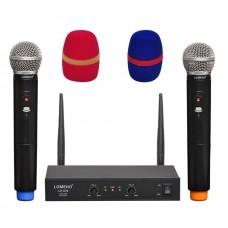 Караоке радиомикрофоны LOMEHO LO-U30