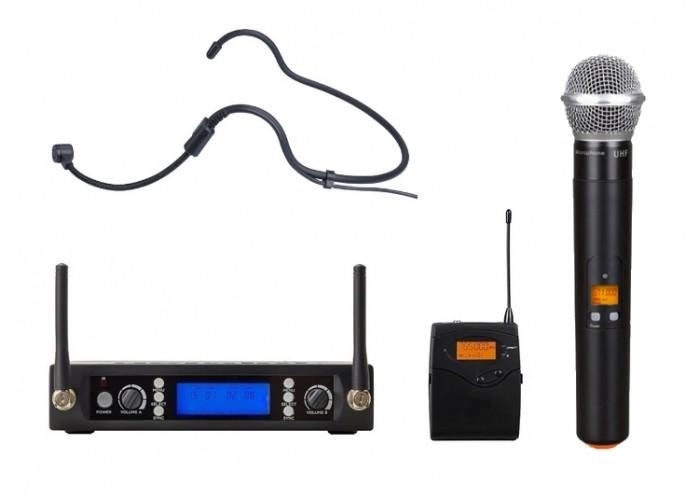NOIR-audio U-3200-HS6&H в кейсе