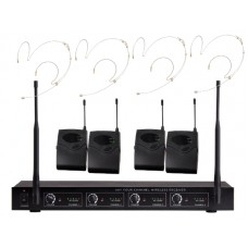 NOIR-audio U-3400-4HS04