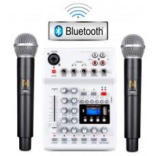 Радиосистема NOIR-audio UM-100 с микшером