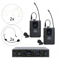 NOIR-audio UR-9200 Bodypack