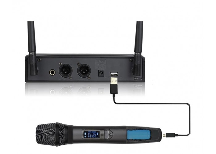 NOIR-audio UR-9200 Handheld/Bodypack