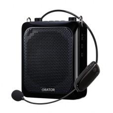 Мегафон громкоговоритель с BLUETOOТH и радиогарнитурой ORATOR 40-50 Вт