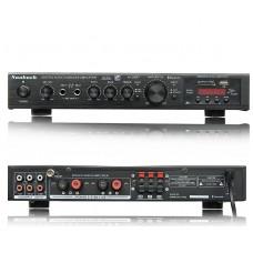 Усилитель с МР3 и Bluetooth 400-600 Вт